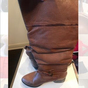 Steve Madden Castro boots!
